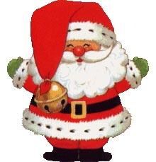 Un Babbo Natale In Stoffa Lavori Creativi