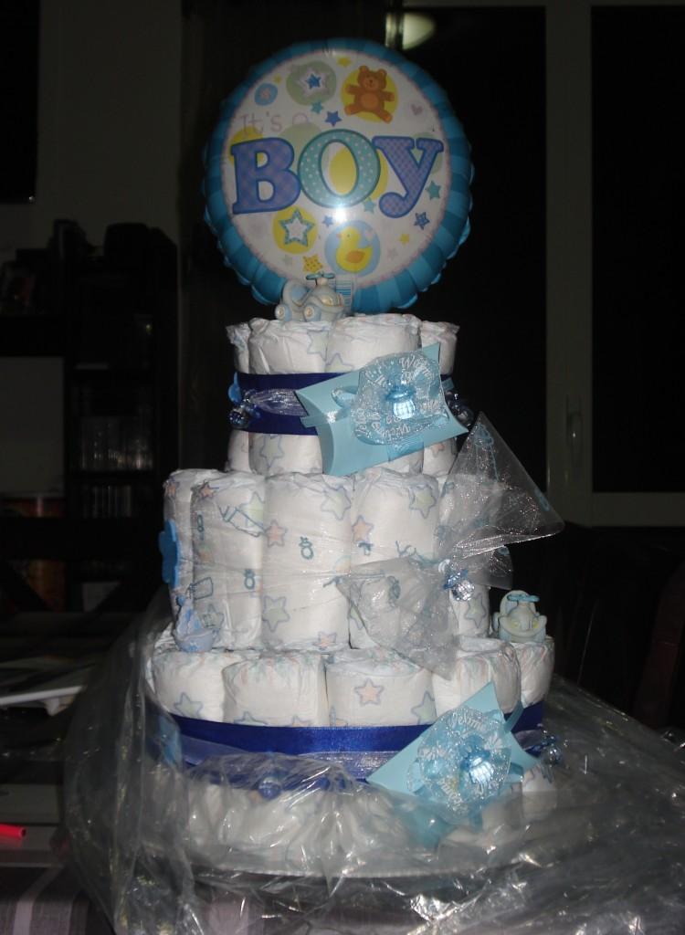 torta di pannolini 003